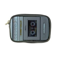 Vintage Tape Recorder Coin Purse