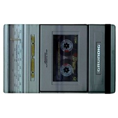 Vintage Tape Recorder Apple iPad 2 Flip Case