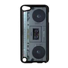 Vintage Tape Recorder Apple Ipod Touch 5 Case (black)