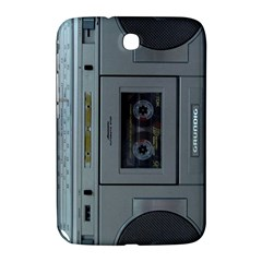 Vintage Tape Recorder Samsung Galaxy Note 8.0 N5100 Hardshell Case