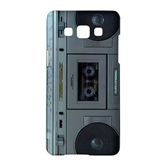 Vintage Tape Recorder Samsung Galaxy A5 Hardshell Case
