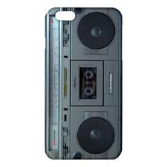 Vintage Tape Recorder iPhone 6 Plus/6S Plus TPU Case