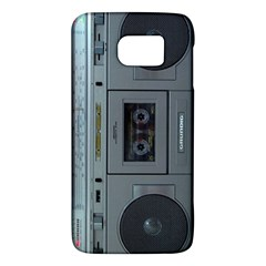 Vintage Tape Recorder Galaxy S6