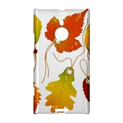 Vector Beautiful Maple Leaf Nokia Lumia 1520