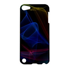 Lines Rays Background Light Pattern Apple iPod Touch 5 Hardshell Case