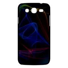 Lines Rays Background Light Pattern Samsung Galaxy Mega 5.8 I9152 Hardshell Case