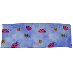 Ladybug Blue Nature Body Pillow Case (Dakimakura)