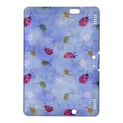 Ladybug Blue Nature Kindle Fire Hdx 8 9  Hardshell Case