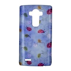 Ladybug Blue Nature LG G4 Hardshell Case
