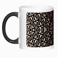 Art Background Fabric Morph Mugs