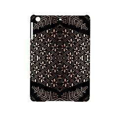 Art Background Fabric Ipad Mini 2 Hardshell Cases