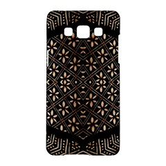 Art Background Fabric Samsung Galaxy A5 Hardshell Case