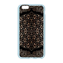 Art Background Fabric Apple Seamless iPhone 6/6S Case (Color)