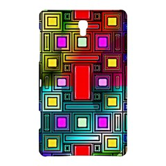 Art Rectangles Abstract Modern Art Samsung Galaxy Tab S (8.4 ) Hardshell Case