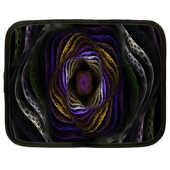 Abstract Fractal Art Netbook Case (Large)