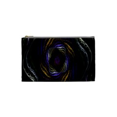 Abstract Fractal Art Cosmetic Bag (Small)