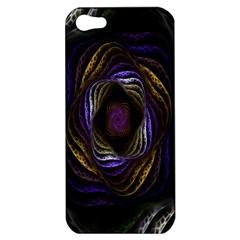 Abstract Fractal Art Apple Iphone 5 Hardshell Case