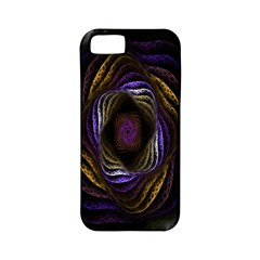 Abstract Fractal Art Apple iPhone 5 Classic Hardshell Case (PC+Silicone)