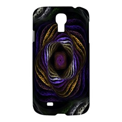 Abstract Fractal Art Samsung Galaxy S4 I9500/I9505 Hardshell Case