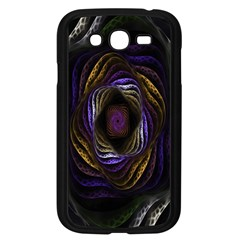 Abstract Fractal Art Samsung Galaxy Grand DUOS I9082 Case (Black)