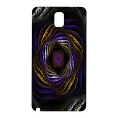Abstract Fractal Art Samsung Galaxy Note 3 N9005 Hardshell Back Case