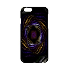 Abstract Fractal Art Apple iPhone 6/6S Hardshell Case