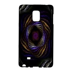 Abstract Fractal Art Galaxy Note Edge