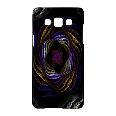 Abstract Fractal Art Samsung Galaxy A5 Hardshell Case