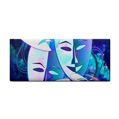Abstract Mask Artwork Digital Art Cosmetic Storage Cases
