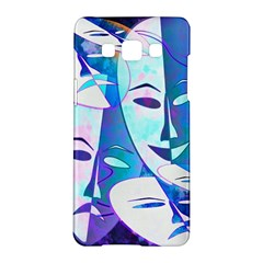 Abstract Mask Artwork Digital Art Samsung Galaxy A5 Hardshell Case
