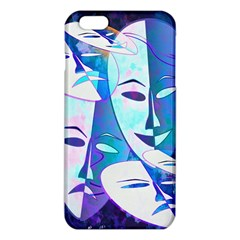 Abstract Mask Artwork Digital Art Iphone 6 Plus/6s Plus Tpu Case
