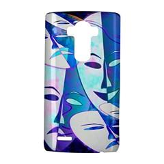 Abstract Mask Artwork Digital Art LG G4 Hardshell Case