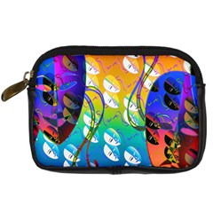 Abstract Mask Artwork Digital Art Digital Camera Cases