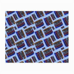 Abstract Pattern Seamless Artwork Small Glasses Cloth (2-Side)