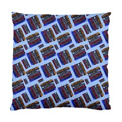 Abstract Pattern Seamless Artwork Standard Cushion Case (two Sides)