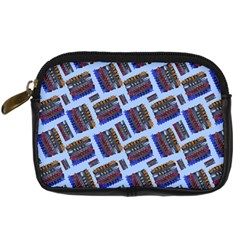 Abstract Pattern Seamless Artwork Digital Camera Cases