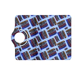 Abstract Pattern Seamless Artwork Kindle Fire Hd (2013) Flip 360 Case