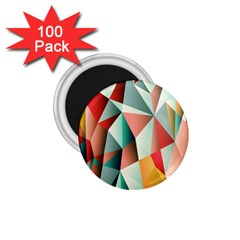 Abstracts Colour 1.75  Magnets (100 pack)