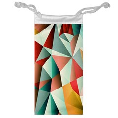Abstracts Colour Jewelry Bag