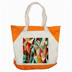 Abstracts Colour Accent Tote Bag