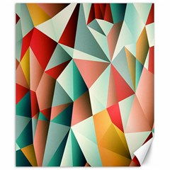 Abstracts Colour Canvas 20  x 24