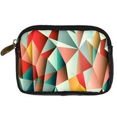 Abstracts Colour Digital Camera Cases