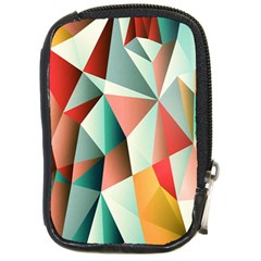 Abstracts Colour Compact Camera Cases