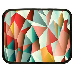 Abstracts Colour Netbook Case (XXL)