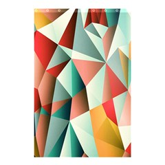 Abstracts Colour Shower Curtain 48  x 72  (Small)