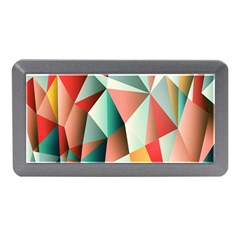 Abstracts Colour Memory Card Reader (Mini)