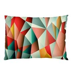 Abstracts Colour Pillow Case (Two Sides)