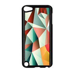 Abstracts Colour Apple Ipod Touch 5 Case (black)
