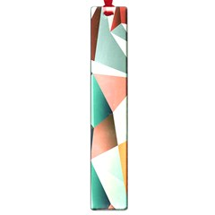 Abstracts Colour Large Book Marks