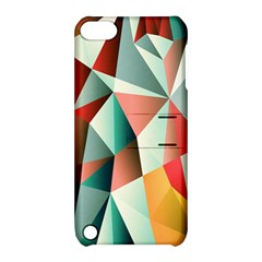 Abstracts Colour Apple iPod Touch 5 Hardshell Case with Stand
